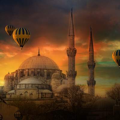 Vacation deals to Turkey