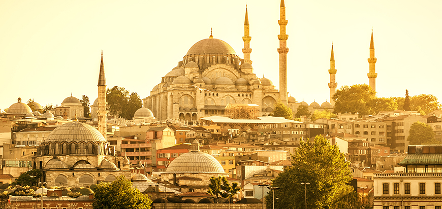 Turkey Architecture