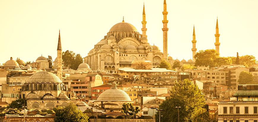 Suleymania Mosque
