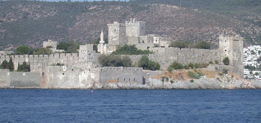 Bodrum-castle Turkey