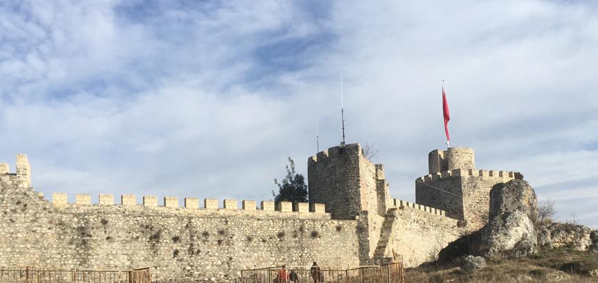 Boyabat-castle Turkey