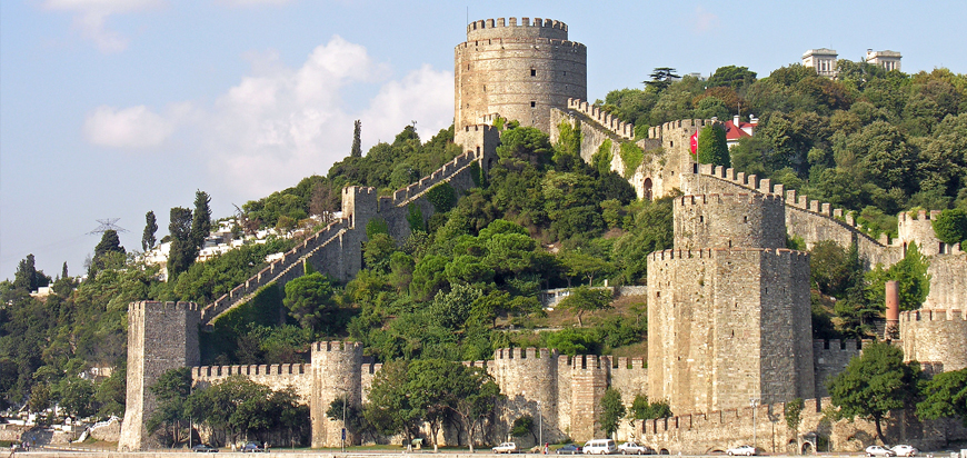 Rumeli-Hisari-Castle Turkey