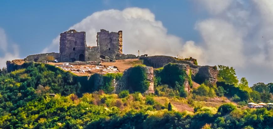 Yoros-castle Turkey